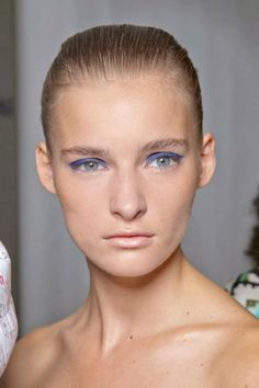 Find out how you can tastefully wear blue and green eye makeup! http://blog.proextensions.com/2013/01/15/blue-green-eye-makeup-is-in-style/