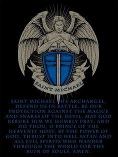 1pcs//lot les sept anges Ring Les sept saints vertus symbole Ange Michael Ring