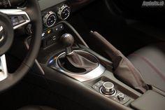 Essai Mazda MX-5 ND intérieur