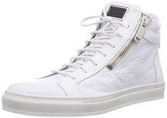 Antony Morato SNEAKER ALTA, Herren Hohe Sneakers, Weiß (BIANCO 1000), 41 EU (7 Herren UK) Antony Morato http://www.amazon.de/dp/B00QF5OLEK/ref=cm_sw_r_pi_dp_QzYevb0AX70Q9