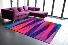 Tri Angles - Contemporary Modern Area Rugs by Sonya Winner