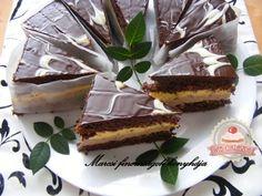 Mogyorós tortaszelet