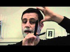 Ein Rasiermesser richtig halten (2:04)