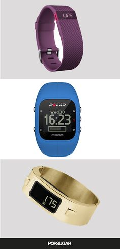 The Newest Fitness Trackers We Can't Wait to Sport