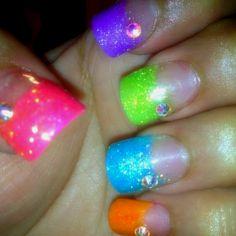 More summer nails! :)
