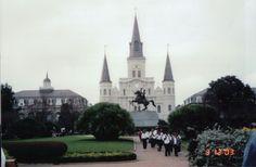 St. Louis Cathedral   New Orleans, LA