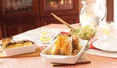 Lemon chicken  Crispy chicken roast with lemon
