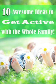 """Getting Active: 10 Ideas to """"Do More"""" with the Whole Family  #ad"""