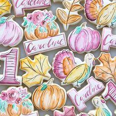 Tea Cookies, Fall Cookies, Spice Cookies, Sugar Cookies, Flower Cookies, Cookie Frosting, Royal Icing Cookies, Cookie Jars, Cookie Cutters