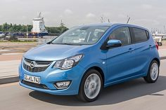Opel Karl (since 2014)