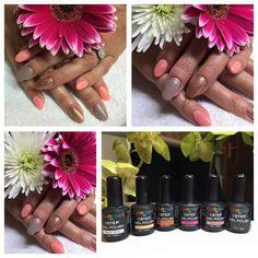 Mixing up the Chroma gel.... Pastels for summer www.chromagel.co.uk #chromagel #1stepgelpolish #naildesign #nailart #gelpolish