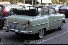Olympia Rekord (Opel) fotografiert von Uwe Fey