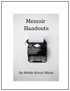 Browse over 220 educational resources created by Middle School Minds in the official Teachers Pay Teachers store. Small Moment Writing, Narrative Writing, Mentor Texts, Small Moments, The Middle, Memoirs, Curriculum, Middle School, Mindfulness
