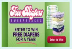 Diapers for a year!! https://www.bloggiveawaydirectory.com/giveaway/diapers-year-sweepstakes/?utm_content=buffer350fb&utm_medium=social&utm_source=pinterest.com&utm_campaign=buffer #baby #babies #adorable #cute #cuddly #cuddle #small #lovely #love #instagood #kid #kids #beautiful #life #sleep #sleeping #children #happy #igbabies #childrenphoto #toddler #instababy #infant #young #photooftheday #sweet #tiny #little #family