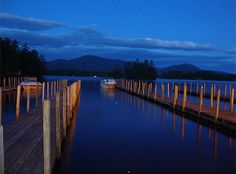 """Deep summer blues on Lake George: While Molly Kane of Maitland was visiting New York in July, she snapped a picture of Lake George from the outdoor dining area of The Algonquin restaurant in the tiny town of Bolton Landing. Lake George, often referred to as the """"Queen of American Lakes,"""" stretches 32 miles from Lake George Village north to Ticonderoga and is three miles across at its widest point. The crystal-clear water is dotted with islands of all sizes that accommodate facilities from…"""
