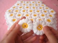 Crochet Beautiful Table Decorations