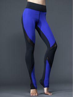 b06601601b41c6 Supernova Legging - Michi - Designers Mesh Leggings, Blue Leggings, Yoga  Leggings, Yoga