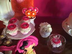 Pirulito de chocolate de flores  coral e rosa pink  passarinho