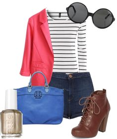 """Evening at Haight and Ashbury"" by thelunaluchicloset on Polyvore"