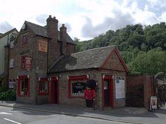 Merrythought Teddy Bear Shop and Museum, Ironbridge, Shropshire, England
