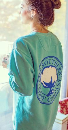 southern shirt - long sleeve