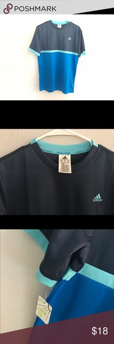 Brand new adidas dry fit tshirt. XL Brand new adidas dry fit tshirt. XL. NWOT. Adidas Shirts & Tops Tees - Short Sleeve
