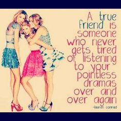 Friendship!! @Jenny Rawlings @Elizabeth Miner this is us :) thanks girls!
