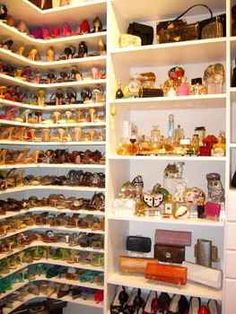 Beau Dream Shelving For Shoes, Handbags And Accessories Closet Organization Idea