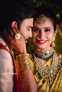 south india's top wedding photographers and filmmakers offices located in hyderabad and bangalore Indian Wedding Poses, Indian Bridal Photos, Indian Wedding Couple Photography, Outdoor Wedding Photography, Photography Couples, Couple Wedding Dress, Wedding Couple Photos, Wedding Dresses, Couple Photoshoot Poses