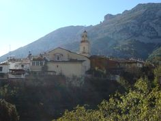 a village somewhere between Parcent and Alcoy in the Costa Blanca