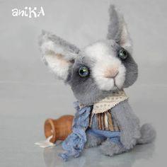 """мишаники от аники: Котёнок """"Матюша"""""""