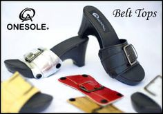 Onesole interchangeable shoe as seen on Shark Tank. Onesole shoes created by pharmacist Dominique Barteet are super comfortable with thousands of tops and heels Most Comfortable Shoes, Kids Store, Shoe Storage, Sock Shoes, Strappy Sandals, Travel Accessories, New Shoes, Fashion Shoes, Fashion Art