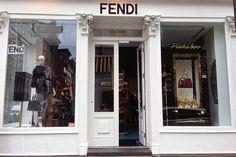 FENDI, Soho, NYC, pinned by Ton van der Veer