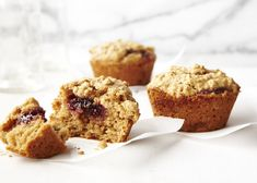 PB&J Muffins | 29 Ways To Honor The Glory Of Peanut Butter And Jelly