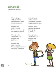 lied: Dit ben ik (M. I Love School, I School, Learn Dutch, Dutch Words, Vans Top, Vlog, Yoga For Kids, Kids Songs, Music Education