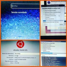 Update do #Ubuntu para o 16.04 LTS concluído!  Agora é explorar e aproveitar as novidades do melhor sistema operacional... #1604LTS #SudoAptGet #XenialXerus #OpenSource #SoftwareLivre #Update #OS #LinhaDeCódigo #Linux #Kernel #Unity7 #Cannonical by jr_malafaia_crb