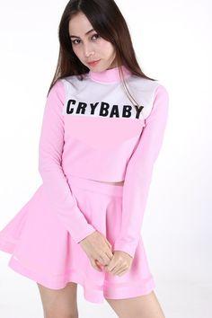 Conjunto Cry Baby