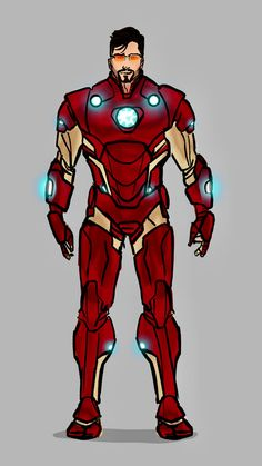 Marvel And Dc Characters, Marvel Comic Character, Man Character, Character Design, Superhero Design, Robot Design, Marvel Dc, Tony Stark Comic, Iron Man Pictures
