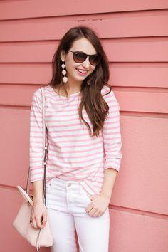 Caralina Style: Shades of Pink