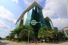 Menara Prisma, Putrajaya Kuala Lumpur Travel, Putrajaya, Wind Turbine, Travel Tips, Asia, Building, Travel Advice, Buildings, Travel Hacks