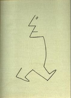 Saul Steinberg 'The Passport, 1954'