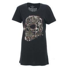 Iron Fist Skull t-shirt