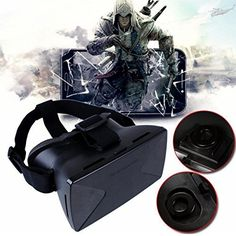 3D02 3D Video Glasses VR Virtual Reality Headset For 40 To 65 Inch Google Android iPhone   3D02 3D Video Glasses VR Virtual Reality Headset For 40 To 65 Inch Google Android iPhone   -- You can get additional details at the image link. (Note:Amazon affiliate link)