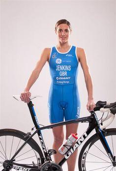 Helen Jenkins - Triathlon.