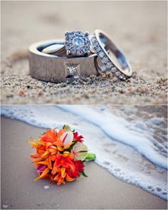 bands in the sand...  JFY photography - love the ring shots  :)