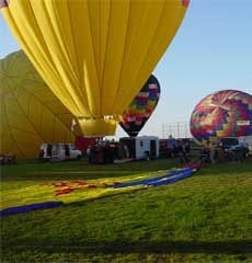 Sonoma County Hot Air Balloon Classic 6/16/12 www.schabc.org/
