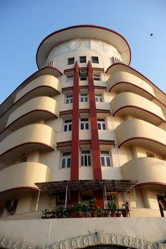 Soona Mahal - Bombay Art Deco. Mumbai architecture.