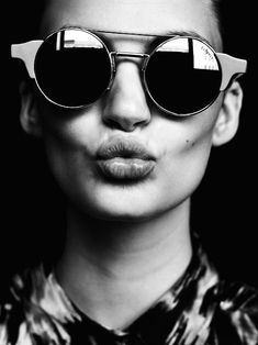 black and white #sunnies