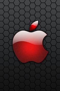 Wallpaper for iPhone Apple Logo