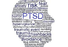 PTSD is very common in vets. They need our support, not more red tape.